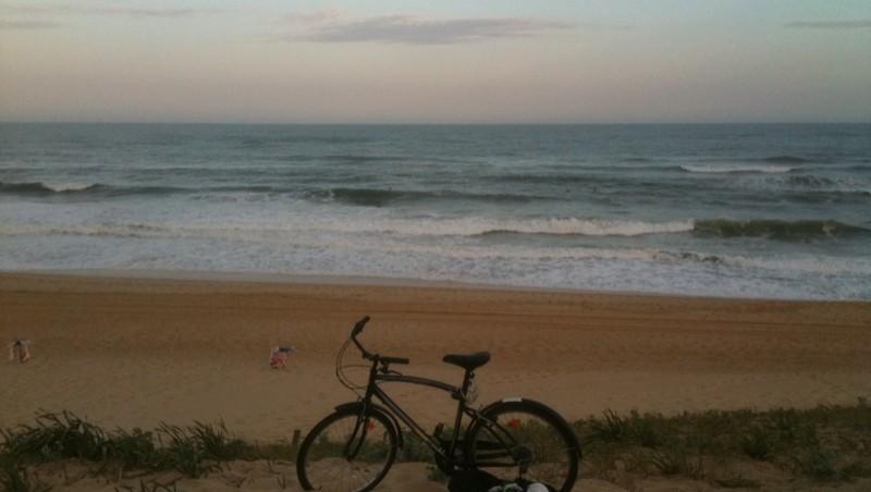Surf report Vieux Boucau - France (40) 2011-06-02 07:00:00