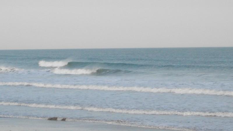 Surf report Grand Village - France (17) 2011-06-03 07:30:00