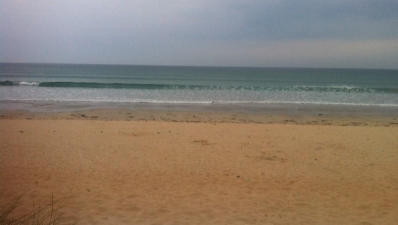 Surf report Sainte Barbe - France (56) 2011-06-04 06:55:00