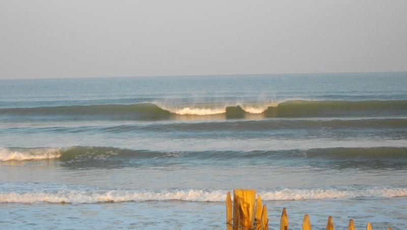 Surf report Grand Village - France (17) 2011-06-04 07:00:00