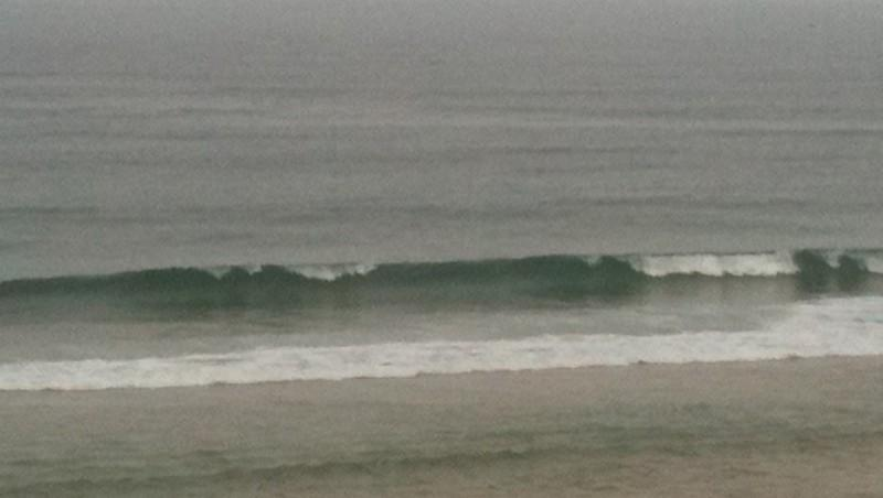 Surf report Mimizan - Plage Garluche - France (40) 2011-06-05 08:00:00