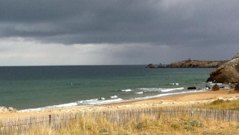 Surf report Quiberon - Port Blanc - France (56) 2011-06-07 16:00:00