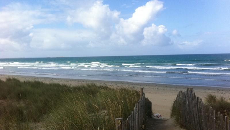 Surf report Sainte Barbe - France (56) 2011-06-08 10:00:00