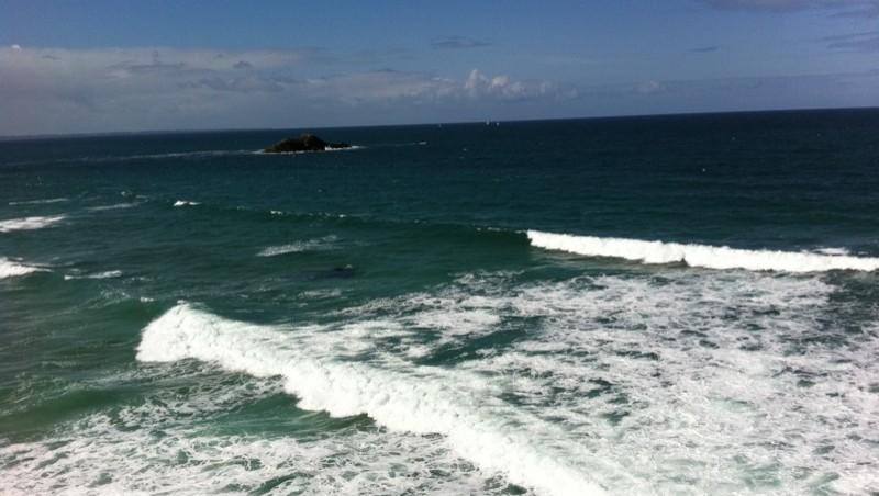 Surf report Quiberon - Port Blanc - France (56) 2011-06-08 11:42:00