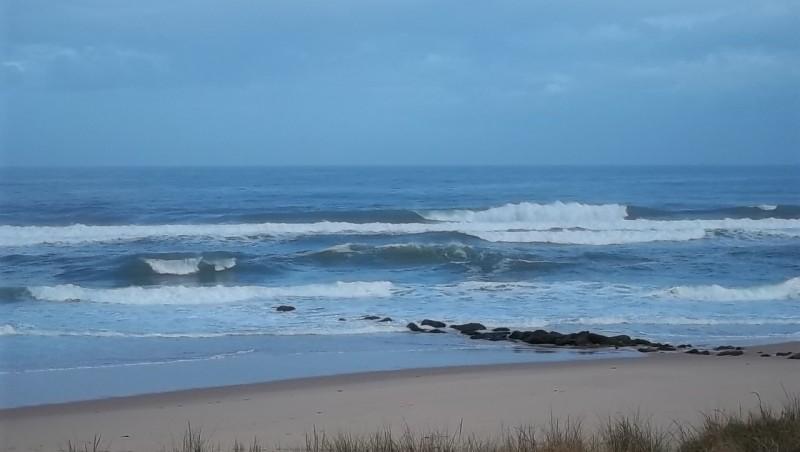 Surf report Lacanau Océan - La Nord - France (33) 2011-06-09 09:00:00