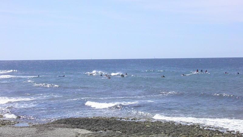 Surf report Sausset-les-Pins - L'Hermitage - France (13) 2011-06-11 09:55:00