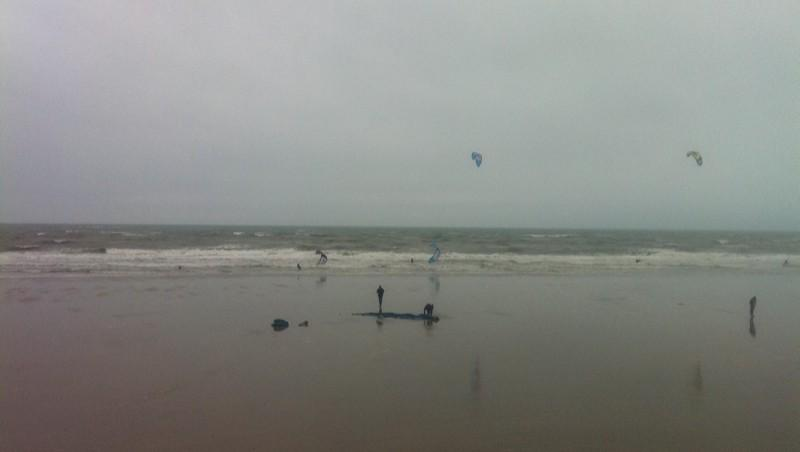Surf report Le Touquet - France (62) 2011-06-13 12:46:00