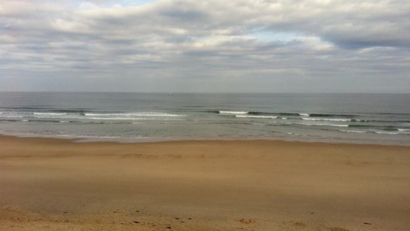 Surf report Hourtin Océan - La Centrale - France (33) 2011-06-15 08:20:00