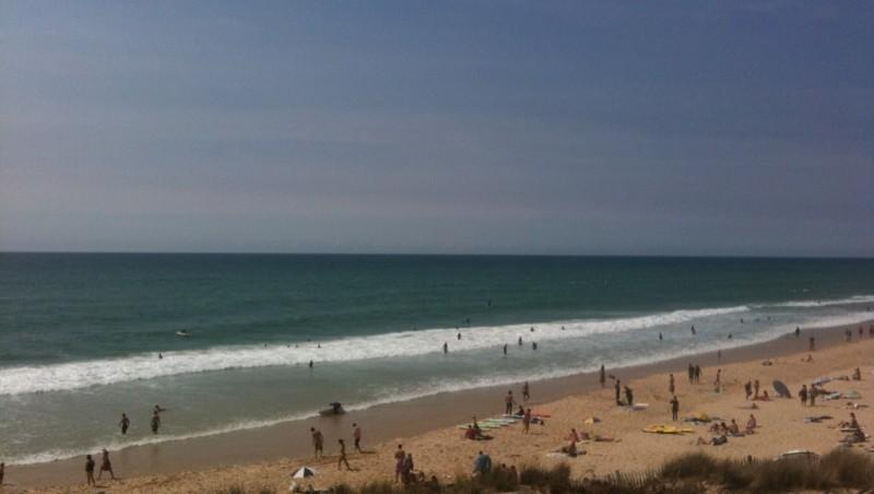 Surf report Lacanau Océan - La Nord - France (33) 2011-06-15 16:32:00