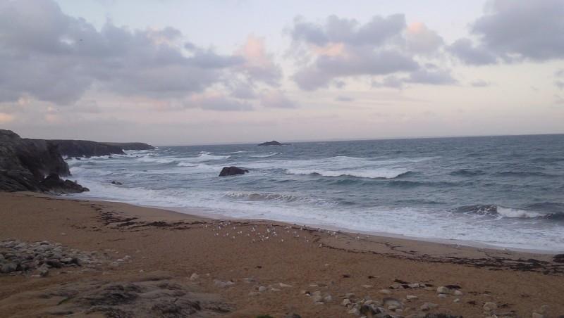 Surf report Quiberon - Port Blanc - France (56) 2011-06-16 06:50:00