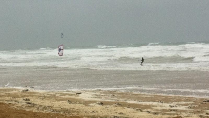 Surf report Sainte Barbe - France (56) 2011-06-17 18:00:00