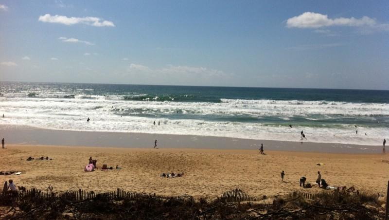 Surf report Lacanau Océan - La Nord - France (33) 2011-06-19 16:52:00