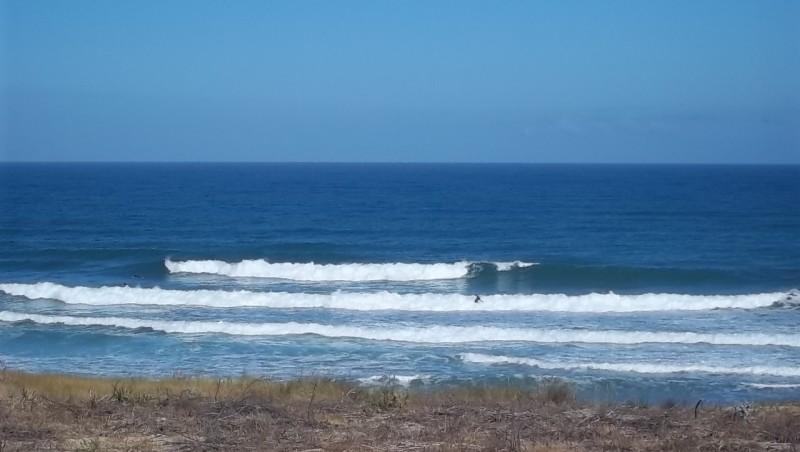 Surf report Lacanau Océan - La Nord - France (33) 2011-06-20 09:30:00