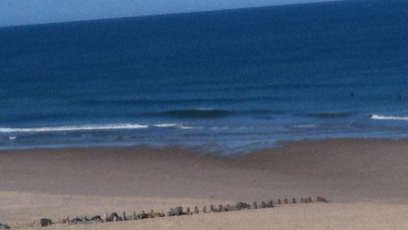 Surf report Mimizan - Plage Garluche - France (40) 2011-06-25 08:00:00
