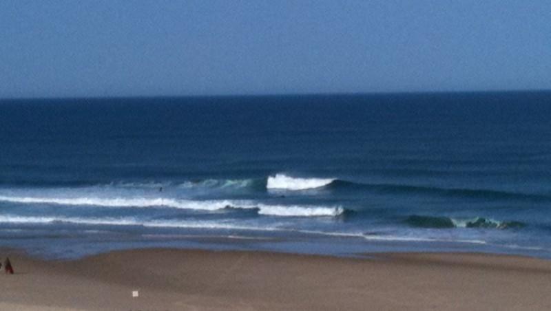 Surf report Mimizan - Plage Garluche - France (40) 2011-06-26 09:02:00