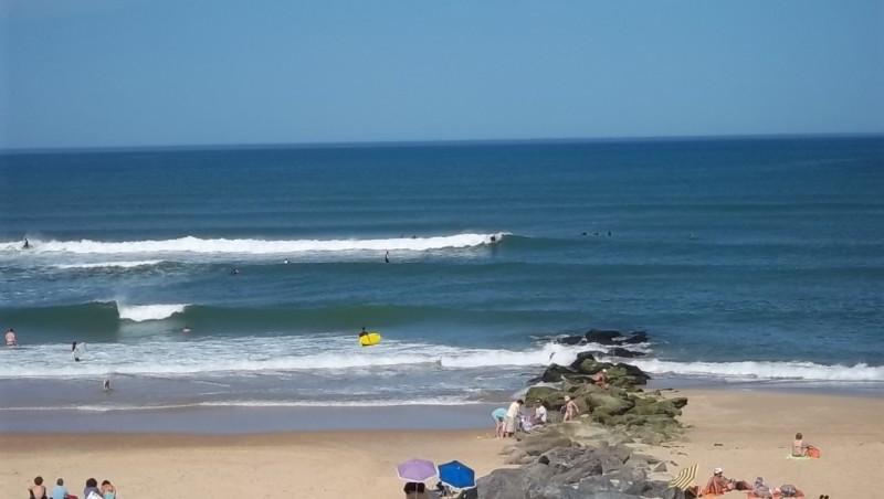 Surf report Lacanau Océan - La Nord - France (33) 2011-06-26 11:00:00