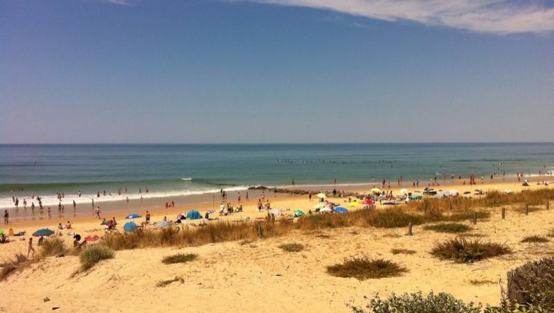 Surf report Lacanau Océan - La Nord - France (33) 2011-06-26 13:57:00