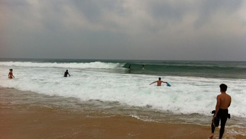 Surf report Le Grand Crohot - France (33) 2011-06-27 12:46:00