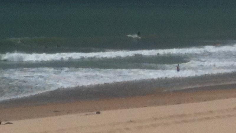 Surf report Montalivet - France (33) 2011-06-27 16:00:00