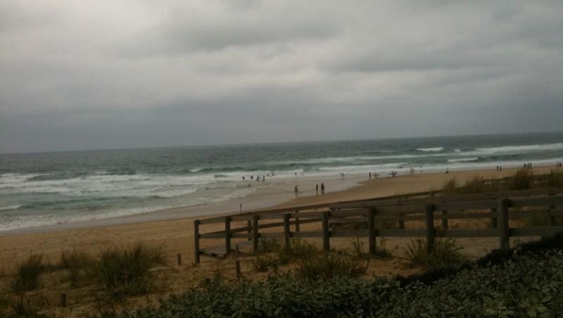 Surf report Lacanau Océan - La Nord - France (33) 2011-06-28 11:50:00