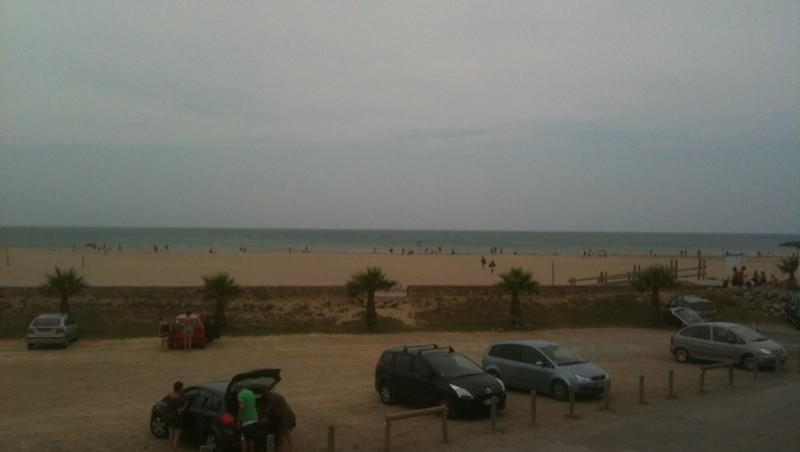 Surf report Gruissan Plage - France (11) 2011-06-28 18:02:00