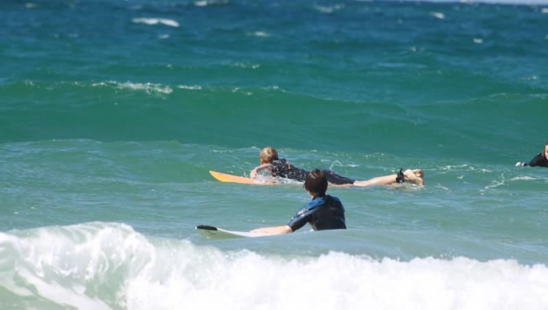 Surf report Longchamp - France (35) 2011-06-29 16:00:00