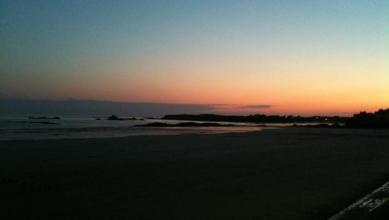Surf report Saint-Malo - Plage Rochebonne - France (35) 2011-07-05 05:45:00