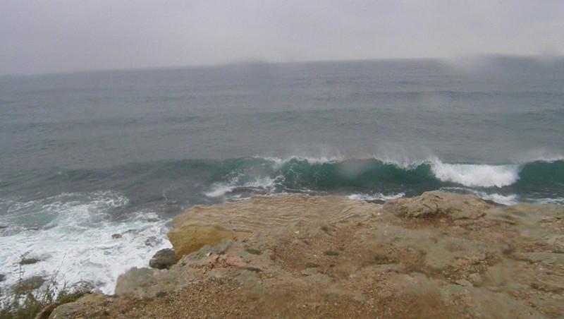 Surf report L'Arquet - France (13) 2012-01-02 12:55:00