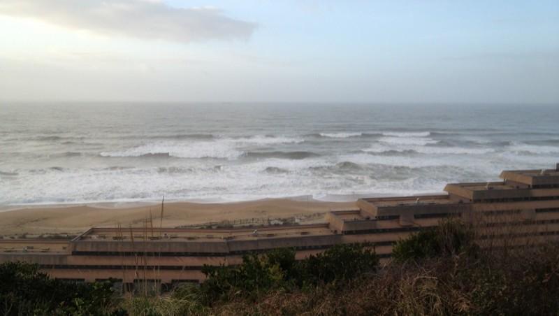 Surf report Anglet VVF - France (64) 2012-01-06 16:00:00