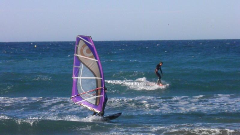 Surf report Le Prado - France (13) 2012-01-08 11:35:00