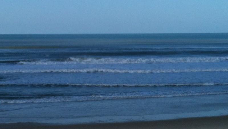 Surf report Lacanau Océan - La Nord - France (33) 2012-01-09 13:00:00