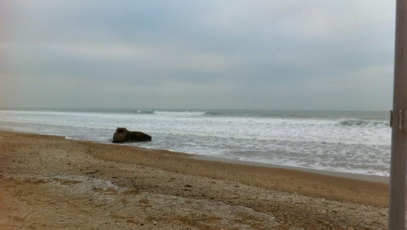 Surf report Grand Village - France (17) 2012-01-15 09:33:00