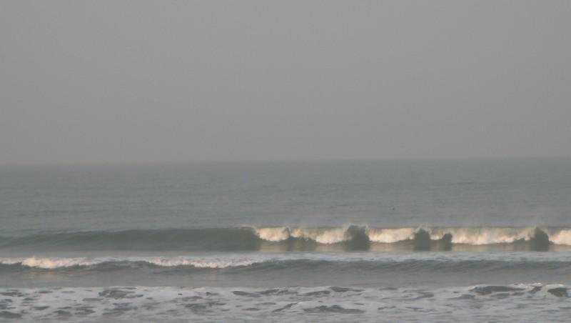 Surf report Grand Village - France (17) 2012-01-18 09:00:00