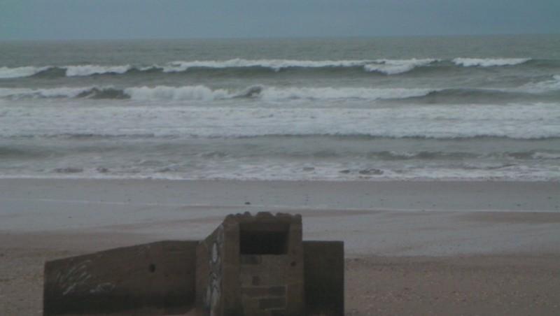 Surf report Grand Village - France (17) 2012-01-19 09:00:00