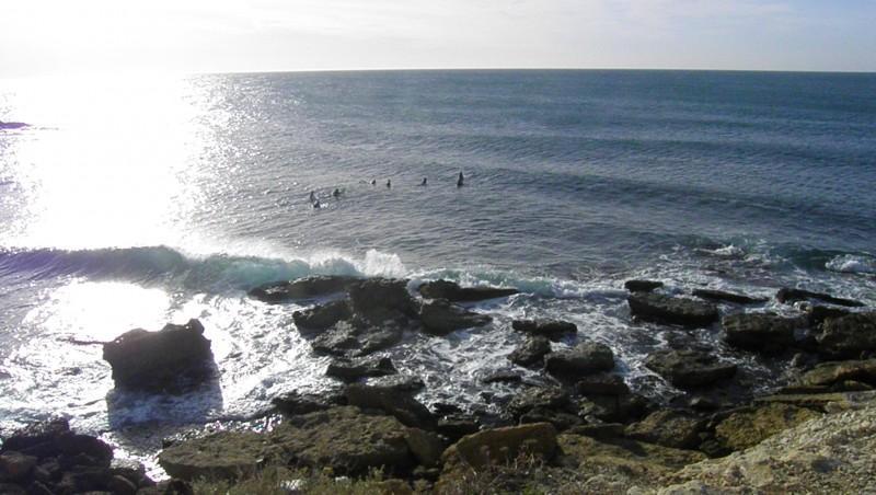 Surf report L'Arquet - France (13) 2012-01-21 09:55:00