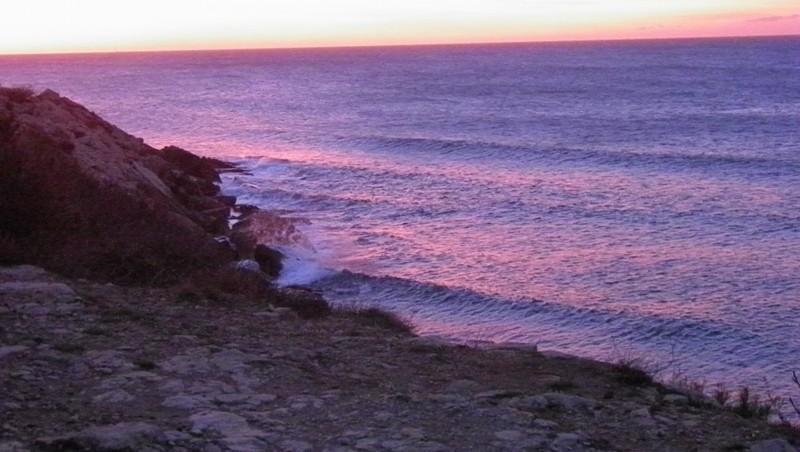 Surf report La Couronne - France (13) 2012-01-21 07:50:00