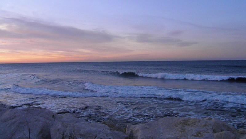 Surf report Sausset les Pins - Plage du Port - France (13) 2012-01-21 08:00:00