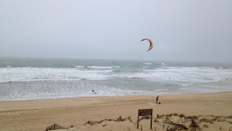 Surf report Lacanau Océan - La Nord - France (33) 2012-01-21 13:00:00
