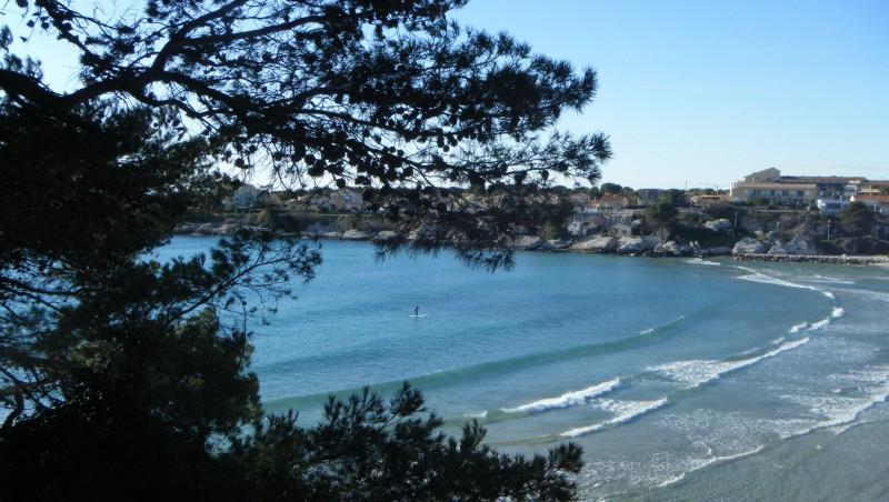 Surf report Plage du Verdon - France (13) 2012-01-22 15:00:00