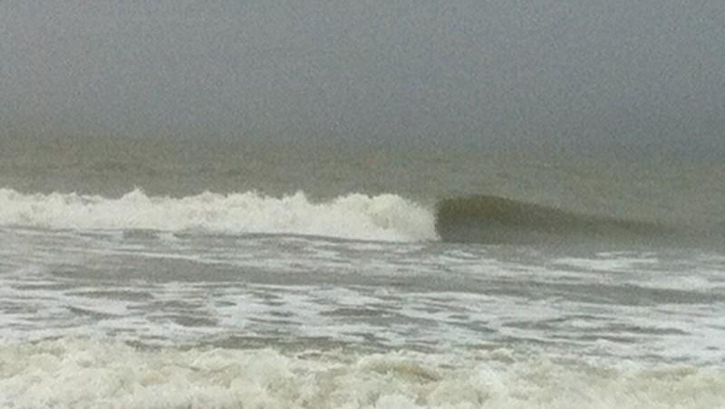 Surf report Montalivet - France (33) 2012-01-22 16:35:00