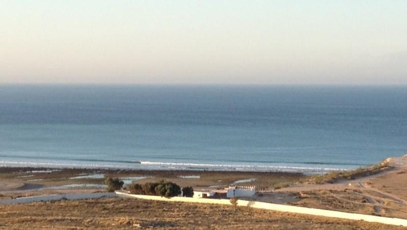Surf report Banana - Maroc (MA) 2012-01-24 08:00:00