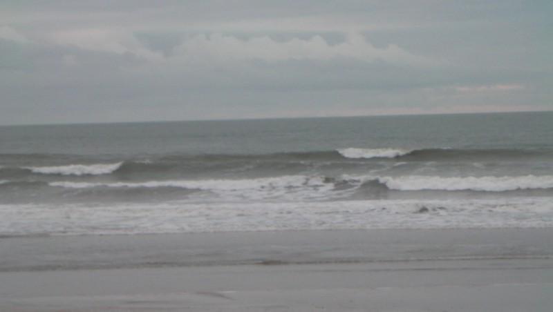 Surf report Grand Village - France (17) 2012-01-24 09:00:00