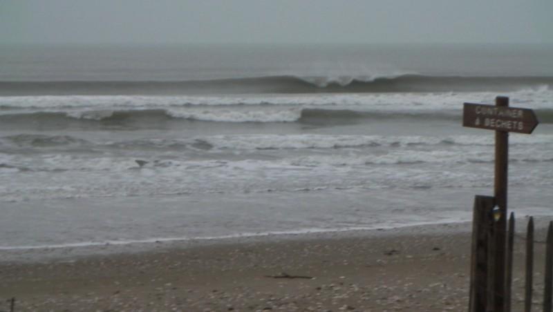 Surf report Grand Village - France (17) 2012-01-31 09:00:00