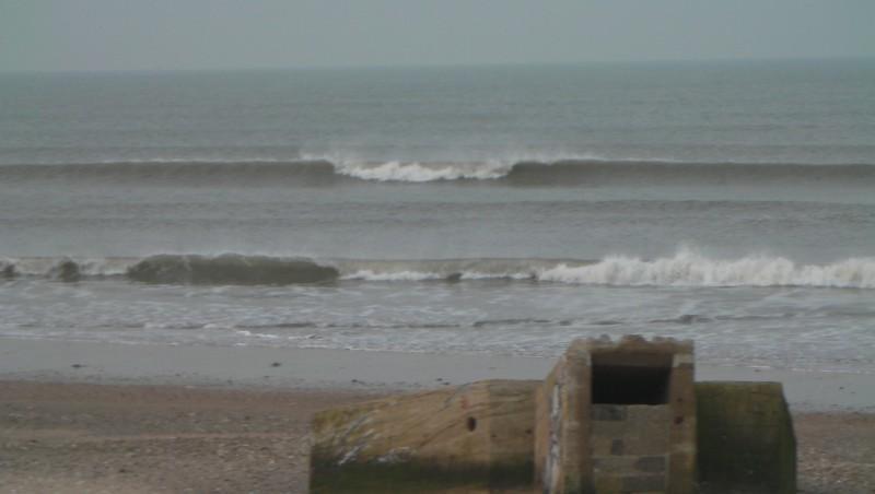 Surf report Grand Village - France (17) 2012-02-01 09:00:00