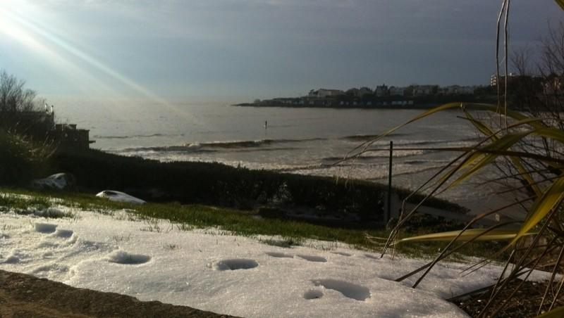 Surf report Royan - Pontaillac - France (17) 2012-02-06 16:30:00