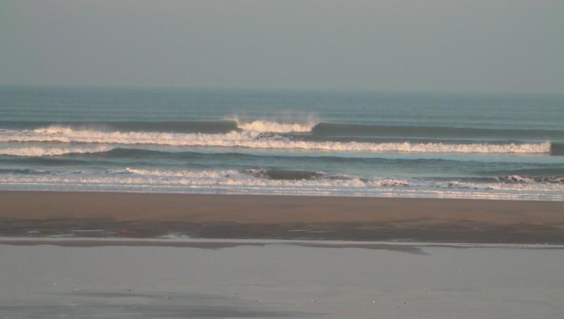 Surf report Grand Village - France (17) 2012-02-07 09:00:00
