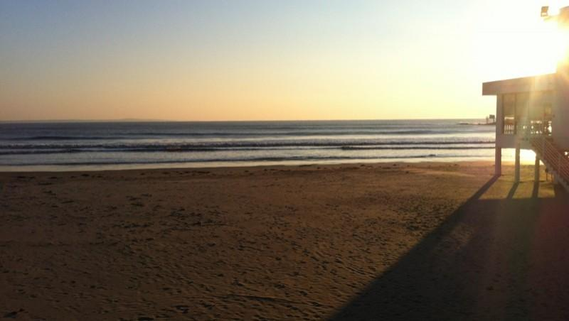 Surf report Royan - Pontaillac - France (17) 2012-02-07 17:00:00