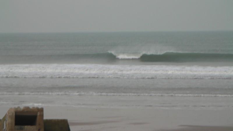 Surf report Grand Village - France (17) 2012-02-10 09:00:00