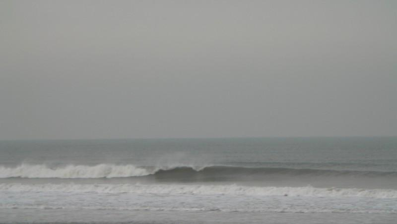 Surf report Grand Village - France (17) 2012-02-10 09:00:00