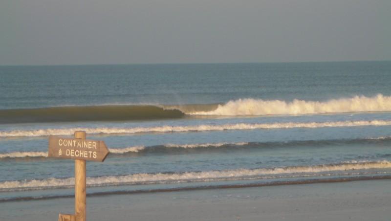 Surf report Grand Village - France (17) 2012-02-11 09:00:00